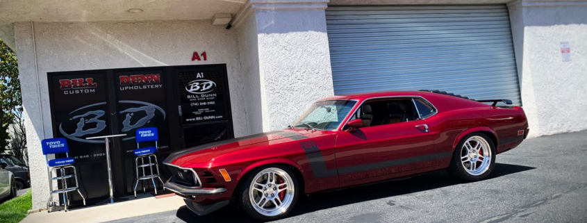 1970 Mustang Wired with the Infinitybox System