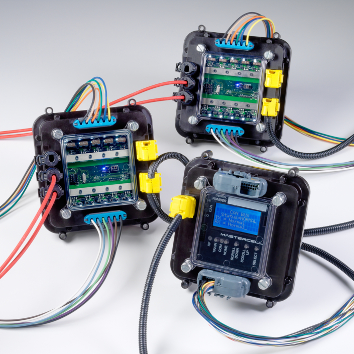 Picture of the Infinitybox 20-Circuit Kit