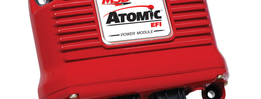Picture of the MSD Atomic EFI Module