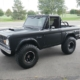 1972 Bronco wired with the Infinitybox system