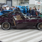 Split Second Corvette built by Eddie's Rod & Custom