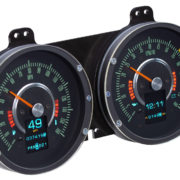 Picture of the Dakota Digital RTX Gauges