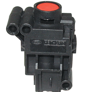 Picture of a fuel pump inertia switch