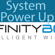 Infinitybox Video-System Power Up