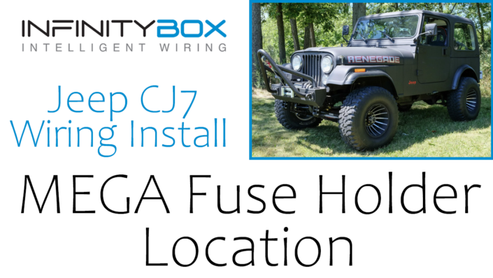 Jeep Install Series-Fuse Location