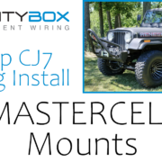 Jeep Install Series-Mounting MASTERCELL