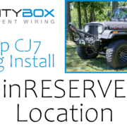 Jeep Install Series-inRESERVE