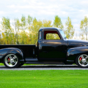 1952 Chevy Truck wired with the Infinitybox system