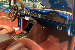 1955 Chevy Bel Air wired with the Infinitybox System