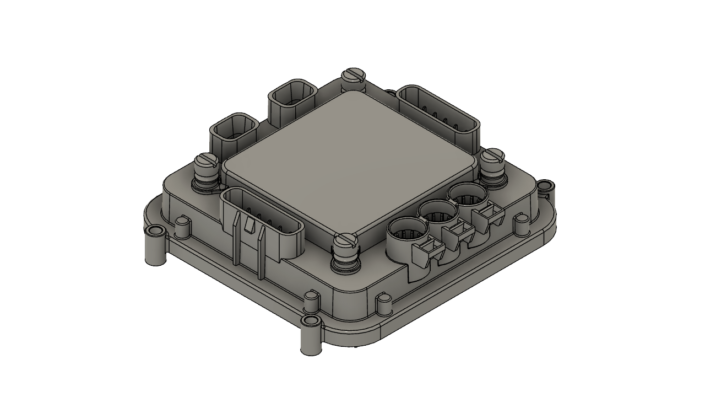 CAD models are available for our Infinitybox Cells in STEP and IGES