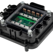 Side View of the Infinitybox POWERCELL