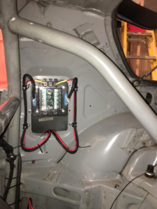 POWERCELL Mounted in Player's LTD Camaro