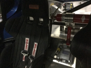 MASTERCELL & Rear POWERCELL in Factory Five Type 65 Daytona wired with the Infinitybox System.