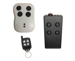 Custom Radio Remote Control Options