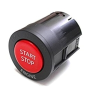 Picture of the Nissan GTR Start Stop Button