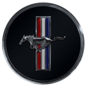 Ford Mustang Emblem