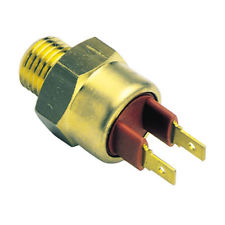 Example of a two-terminal temperature switch
