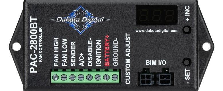 The Dakota Digital PAC-2800BT