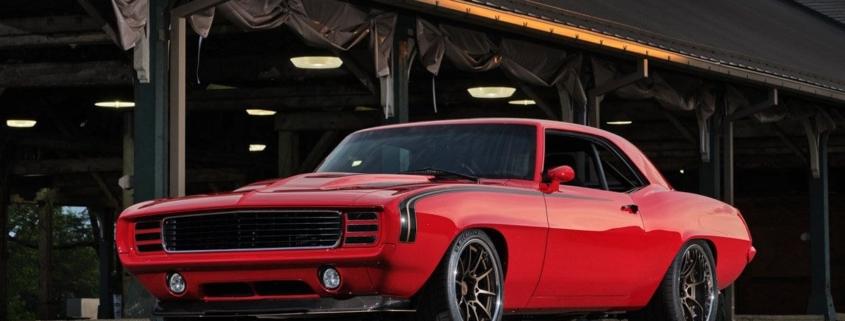 Mercury Rising Camaro- 2021 Winner of the Street Machine of the Year